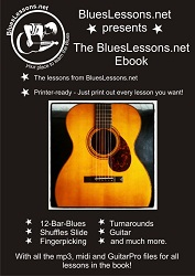 BluesLessons.net Ebook Cover
